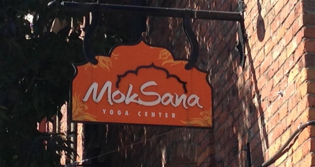 Moksana Yoga in FanTan Alley is part of Fitness Freedom.