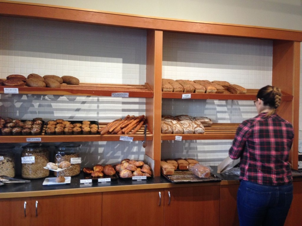 Origin Bakery serves up an impressive array of delectable gluten-free baked goods.