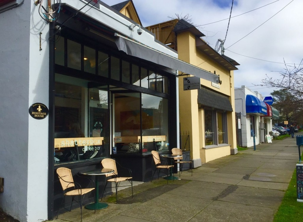 Shatterbox Cafe and Relish Food & Coffee