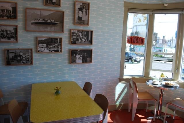 Saltchuck Pie Company interior