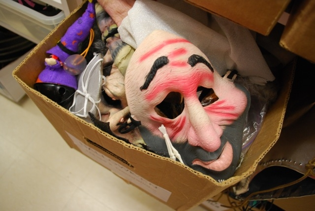 Costume Loft masks
