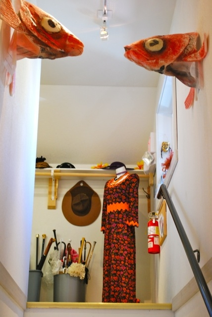 Costume Loft entrance