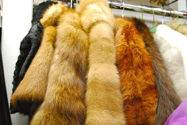 Costume Loft fur coats