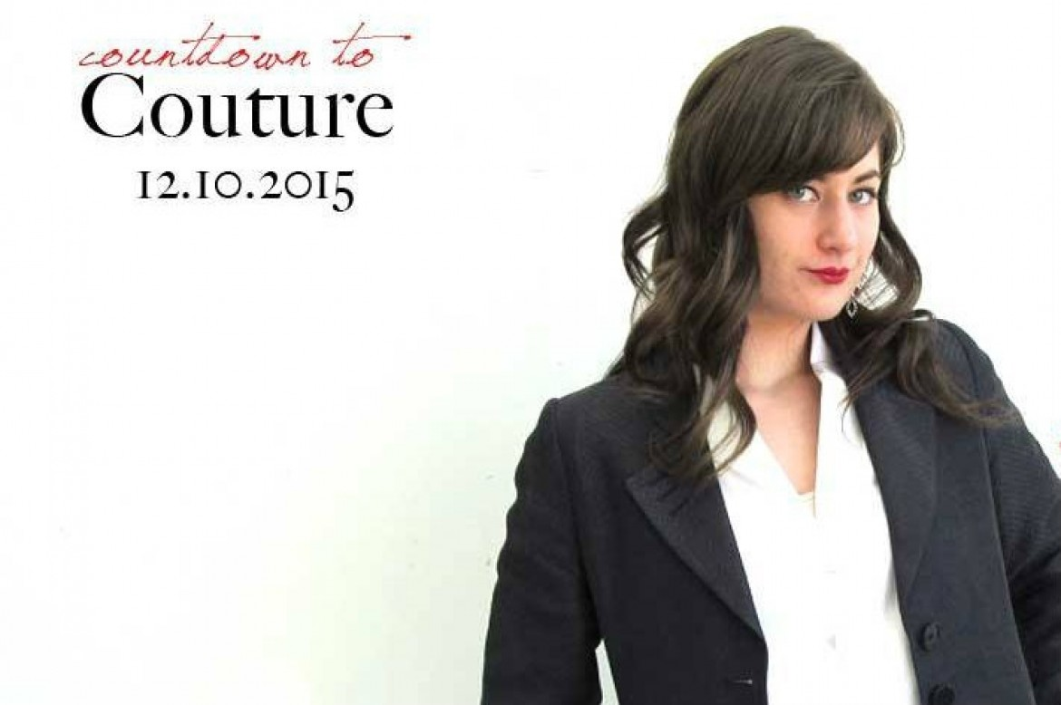 Countdown to Couture Event: December 10