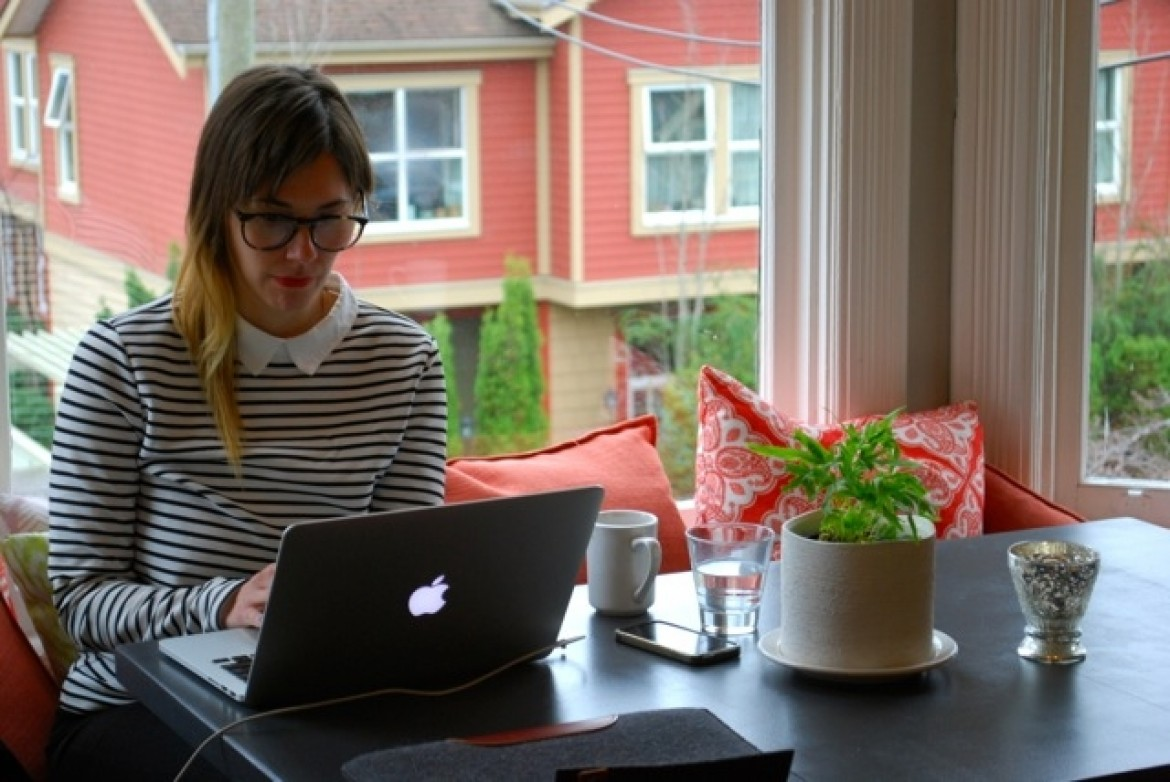 Freelance-Friendly Workspace at Nourish in the Harbour